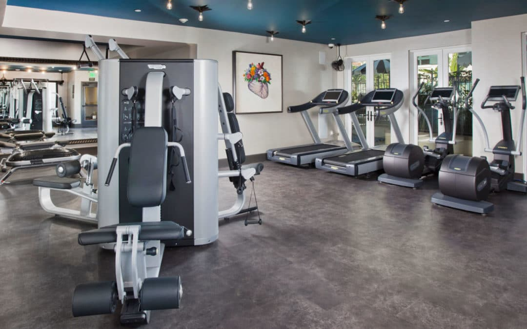 Designing a Stylish Fitness Amenity | Broadstone Candara
