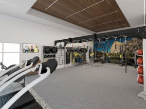 Gym-Design - Zenergy Health Club & Spa - Pivot Functional Training Studio