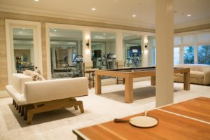 Residence Home Gym Design