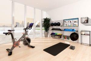 home-gym-design-gym-rax-storage-peloton-functional-fitness-virtual-fitness-training-fitness-design
