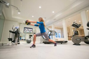 home-gym-design-gym-flooring-fitness-aktiv-tv-technogym-cardio-kinesis