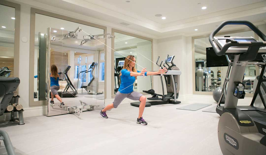 Home Gym Design – the Value of Smart Gym Planning