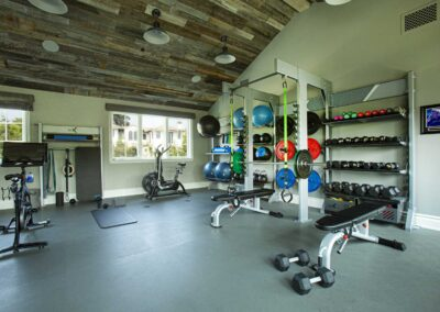 Family Home Gym