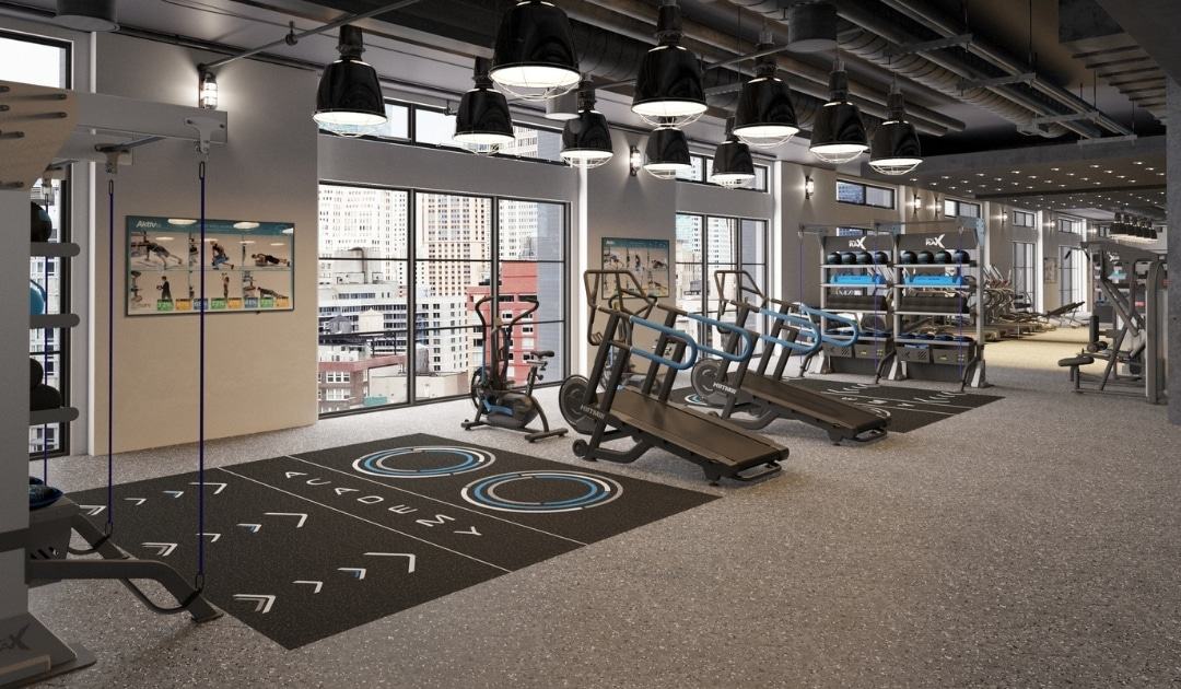 Gym Design – Taking the Exercise Experience Beyond the Four Walls