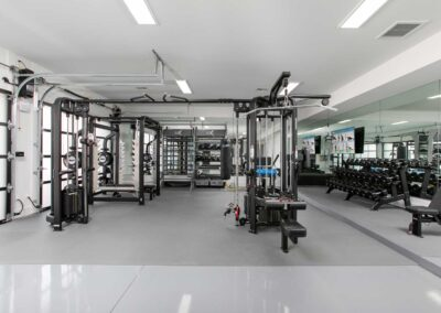 Luxury Garage Gym