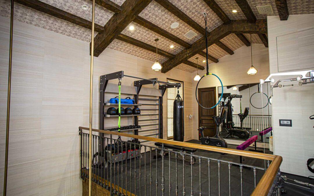 Loft Home Gym