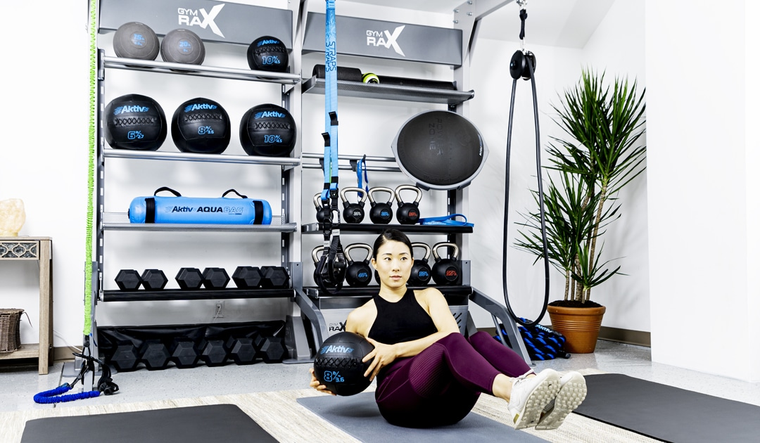 FitnessDesignGroup & Blueboard Team to Support Specialized Home Gym Design for Corporate Incentives Programs