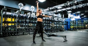 golds fit functional training studio with gym rax at golds gym socal group